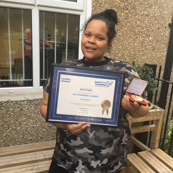 AWARD-WINNING YOUTH WORK AT KNIGHTS