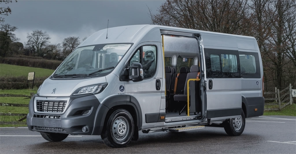 Crowdfunding to raise money for new minibus